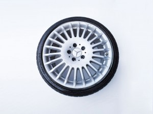 "4 Cerchi in lega originali 18"" Mercedes-Benz"