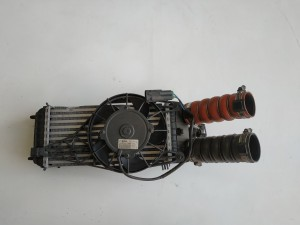 Intercooler originale P9680003280 Peugeot 208 1.6 GTi