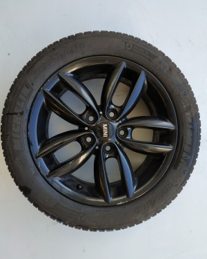 "Cerchi in lega da 17"" 7J originali 9803726 Mini"